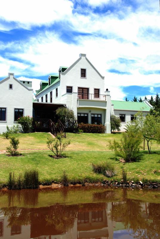 Frieden-Tal Guesthouse - Napier Western Cape - 4 * TGCSA akkreditiert B & B Unterkunft