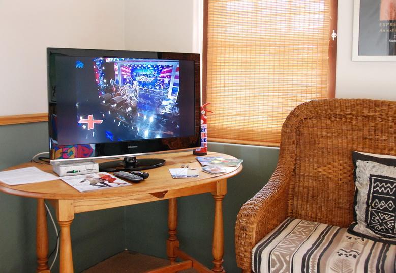 TV in Front Room