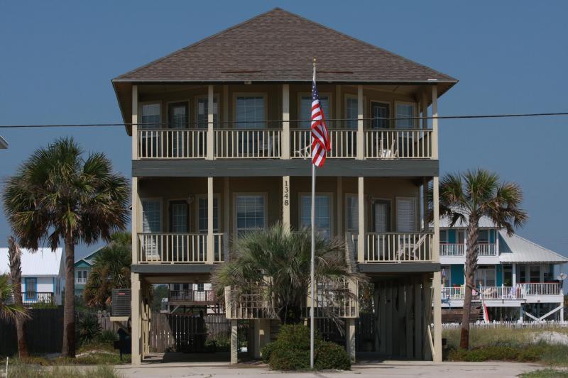 Camp David Beach House