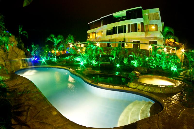 Nexpa Main Building at Night