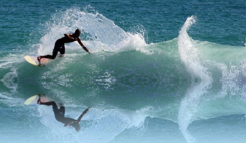 Surfing at Kata