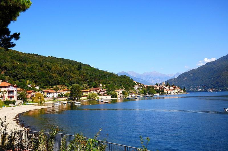 Santa Maria Rezzonico lake Como Italy