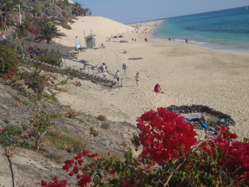Jandía beach