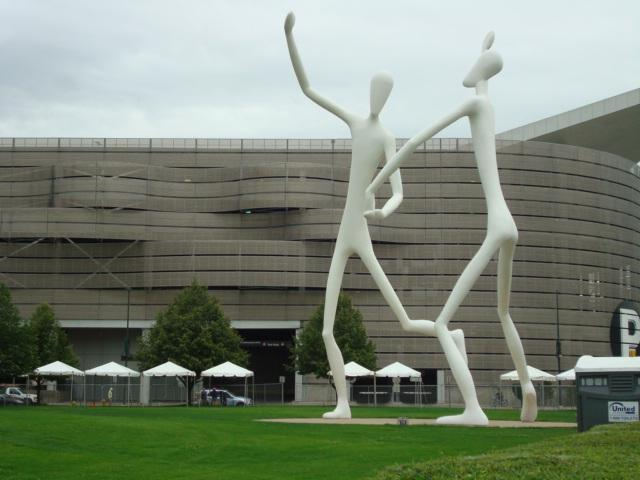 THE SUITE IS LOCATED BY DENVER CENTER FOR THE PERFORMING ARTS