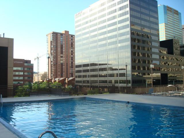 ROOF TOP SWIMMING POOL IS OPEN MAY-SEPTEMBER