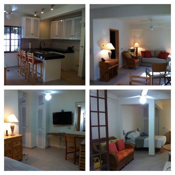 Fotos de apartamento térreo