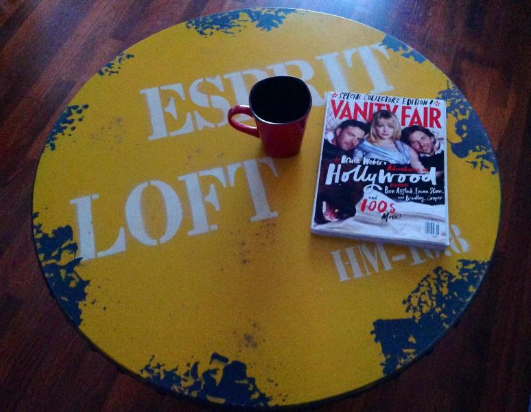 Coffee table extrodinare!