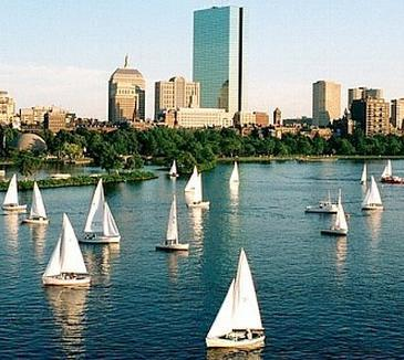 Close to Charles River with public sailing, and miles of bike and running paths!