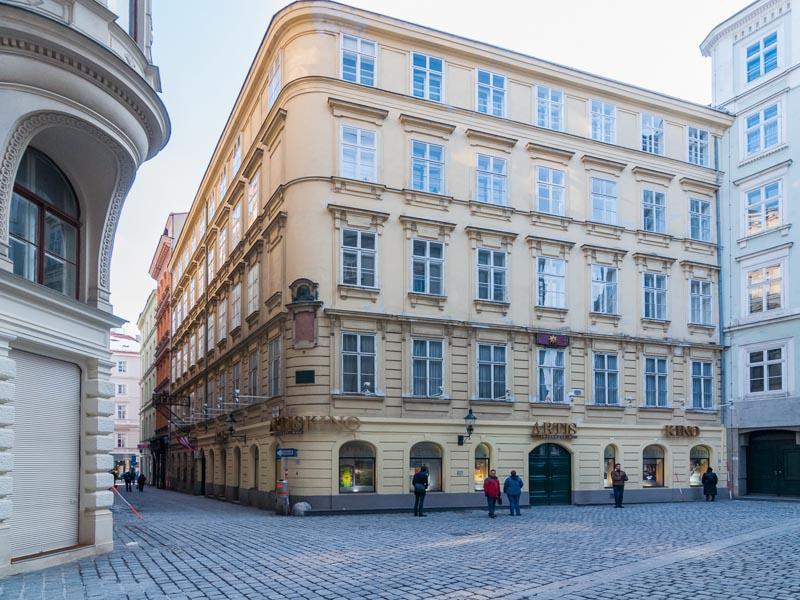 ElegantVienna - Adagio, steps from the Cathedral – semesterbostad i Wien