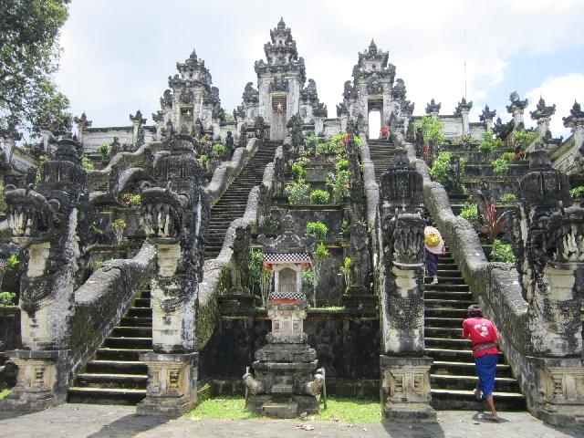 Lempuyang, one of the eldest temples of Bali