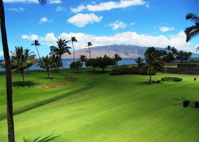 Ocean Views and Wesy Maui Mountains