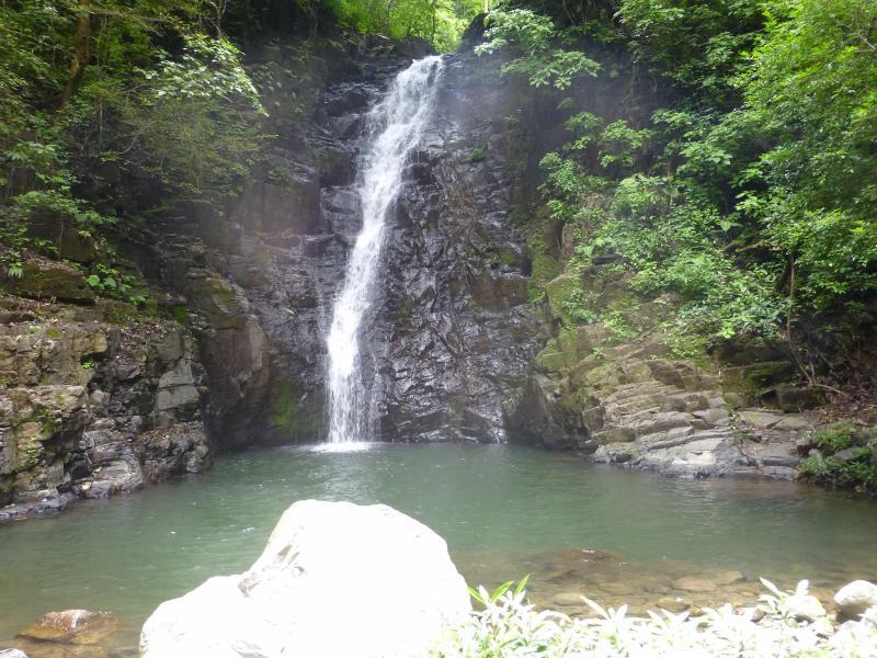 Gorgeour Santa Rosa Waterfall only 15 mins away or take a horseback tour to it