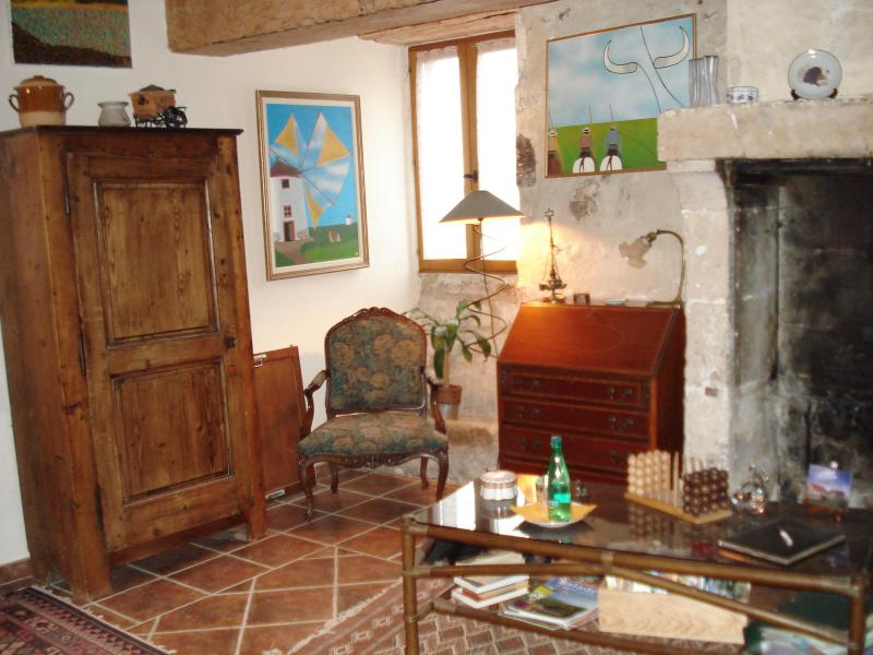 B&B  and gite  in traditional farmhouse  Loches, alquiler vacacional en Vou