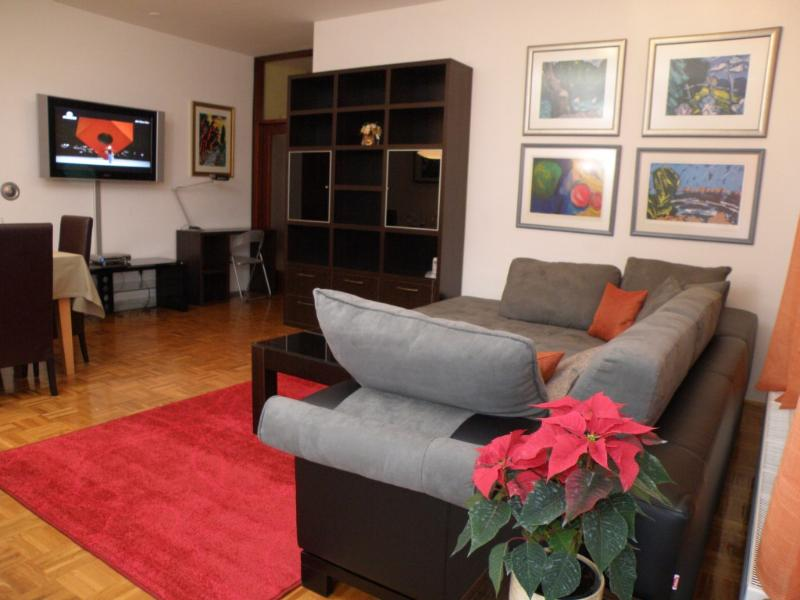 Prestige Apartment Zagreb, vacation rental in Zagreb