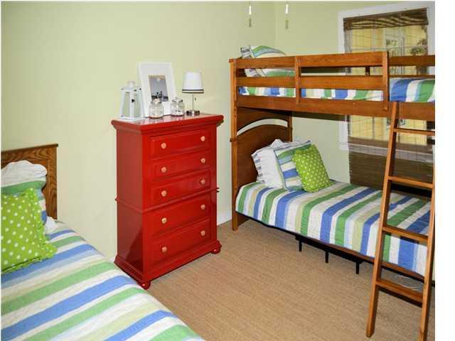 Double Bed & Ensemble de lits superposés 11x10
