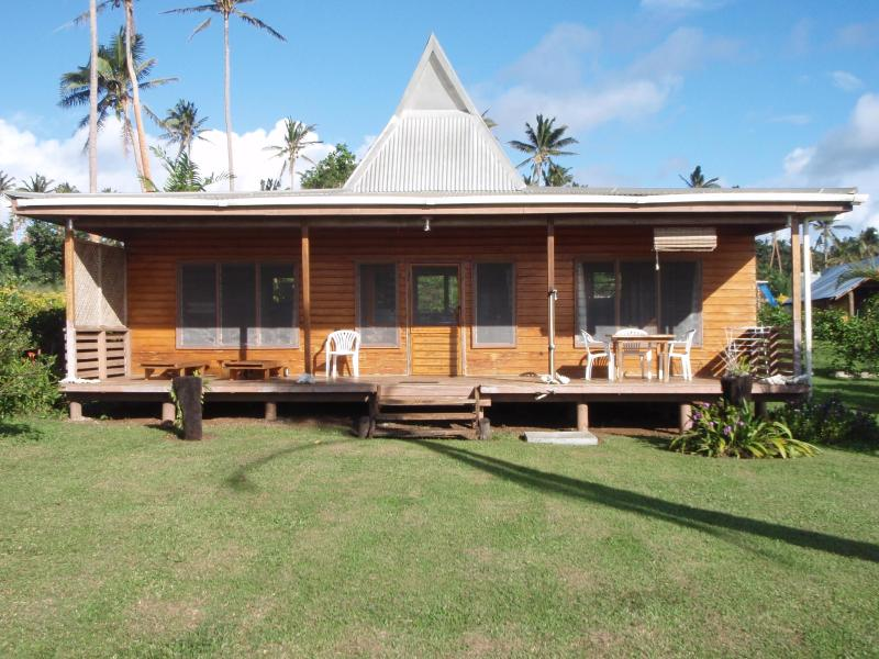 Karin's Garden, holiday rental in Taveuni Island