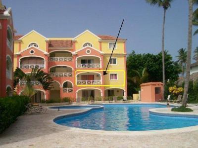 Apartment for rental in El Dorado (Bavaro), location de vacances à Punta Cana