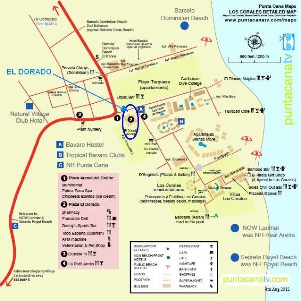 Mappa area