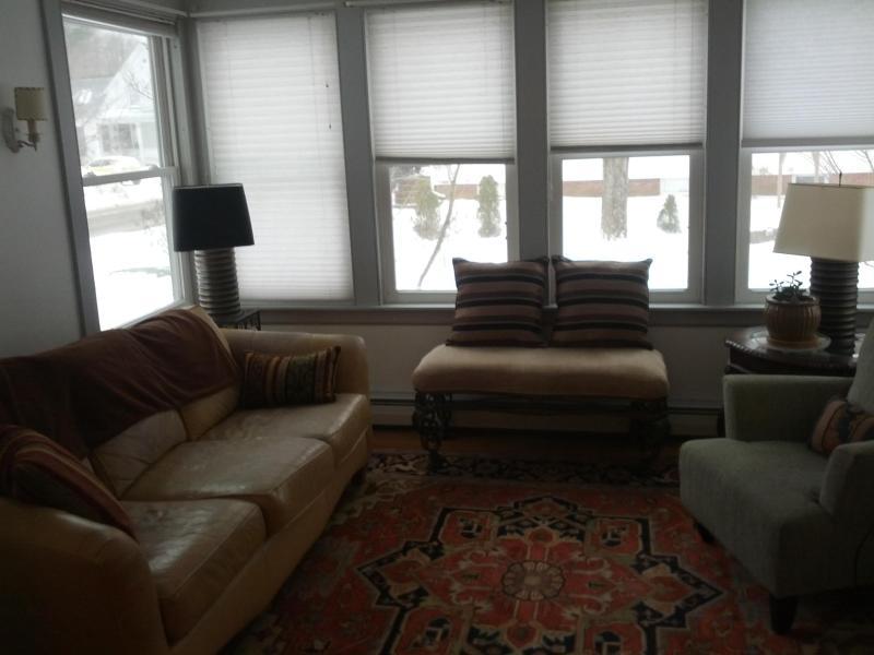 Living room / sun room