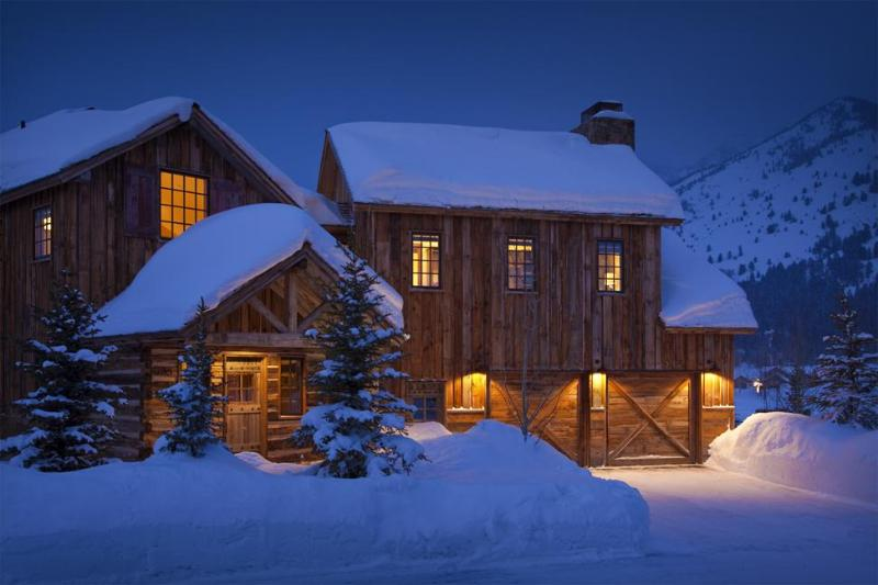 Shooting Star Cabin 8, holiday rental in Jackson Hole