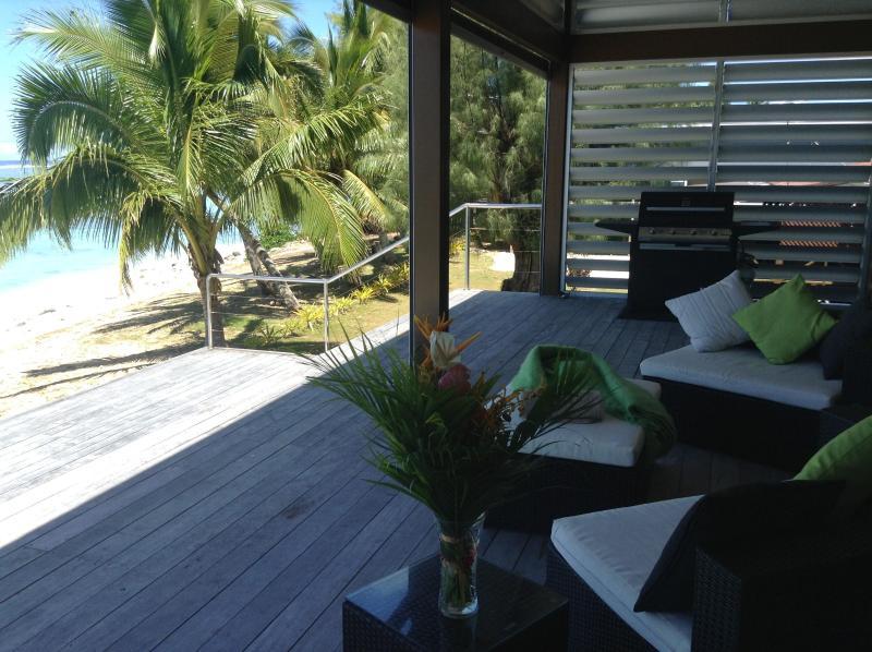 Nikao Cottage Unit 4 Premium, casa vacanza a Aroa Beach