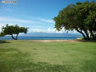 Honokowai Beach Park Across from Condo