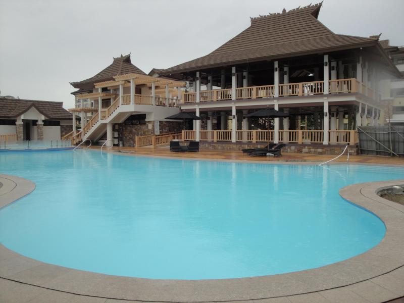 Large Pool and Clubhouse