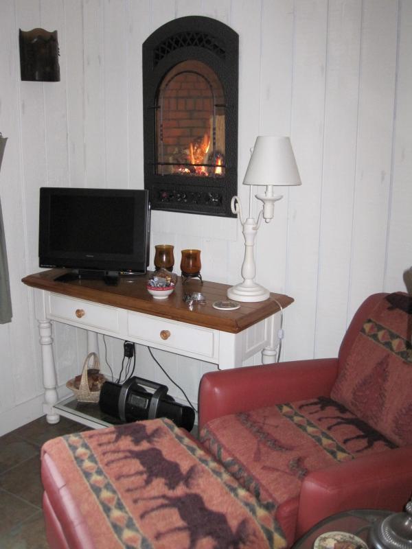 Coin salon dortoir