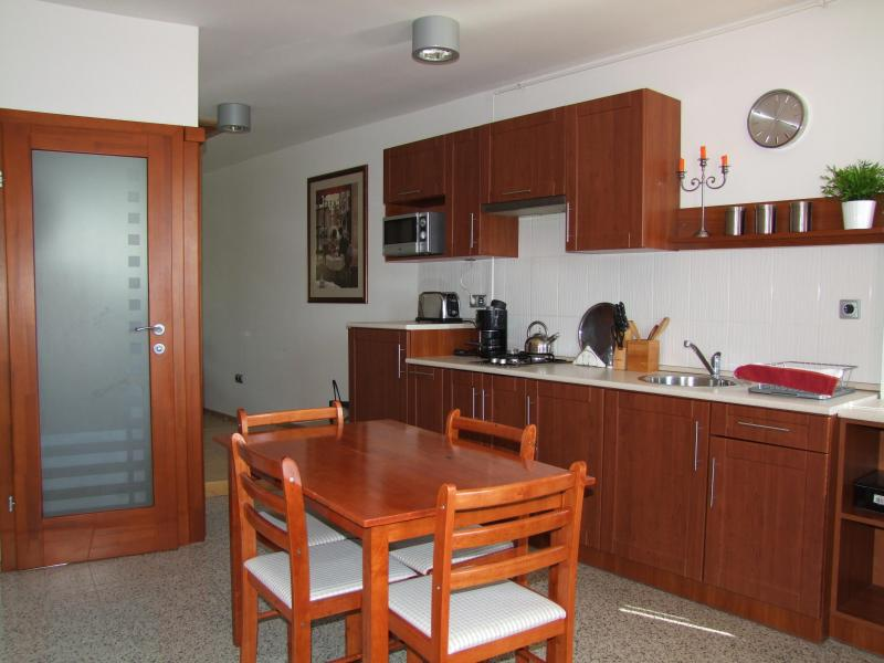 Luxury apartment in the heart of Eger, holiday rental in Tardona