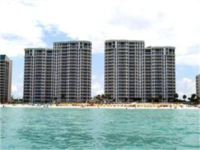 View of Silver Beach Towers
