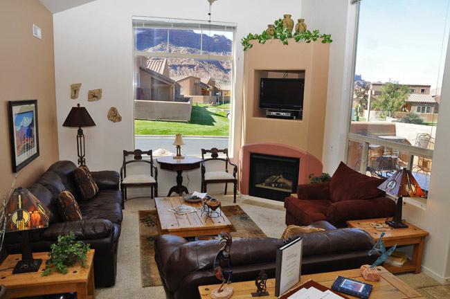 Rim Village H4 - Living room