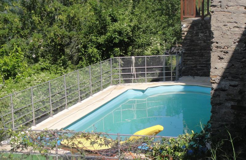 Mas Souteyran, Cevennes, France., location de vacances à Saint Andre de Valborgne