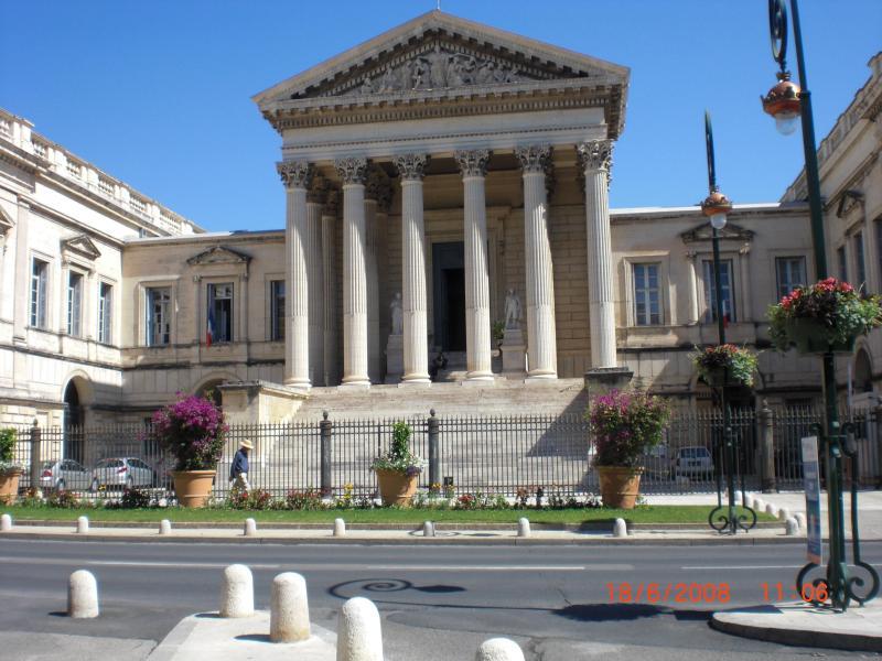 Montpellier - centre historique