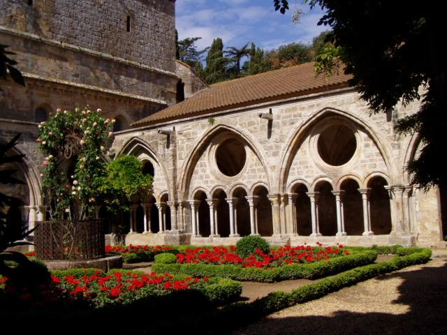 Abbey, Fontfroide