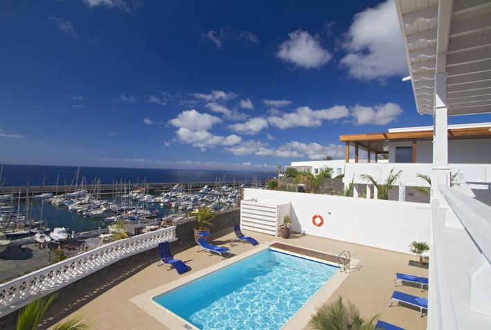 Villa Vellamo in Puerto Calero with Sea Views, vacation rental in Puerto Calero