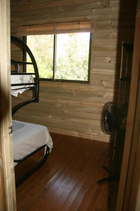 Second room with forest view