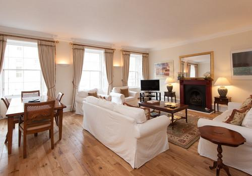 Edinburgh SC (Self Catering) Ltd Parliament Sq 5 lounge