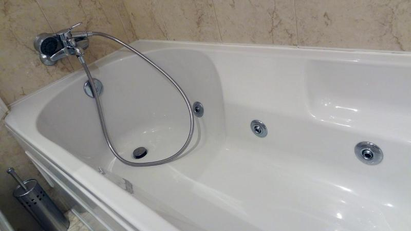 Bathroom 1 - Jacuzzi