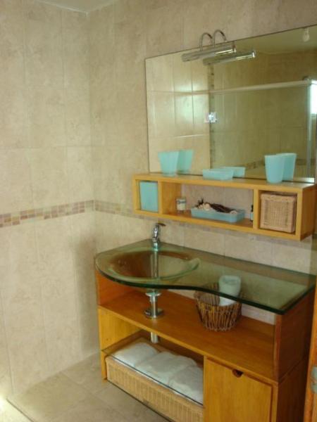 Master bedroom vanity sink