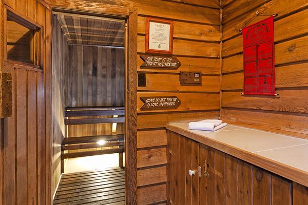 Sauna pubblico generale