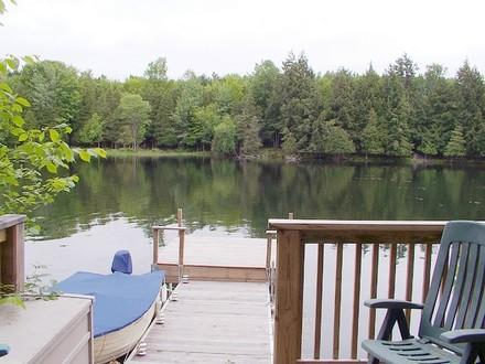 Picture of dock