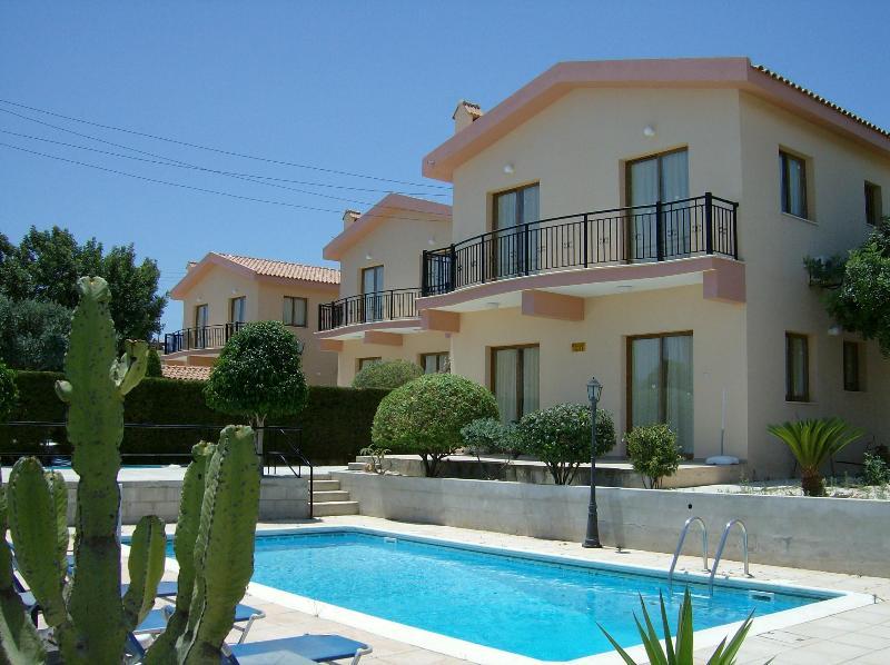 Kapsalia Holiday Villas cada una con piscina privada