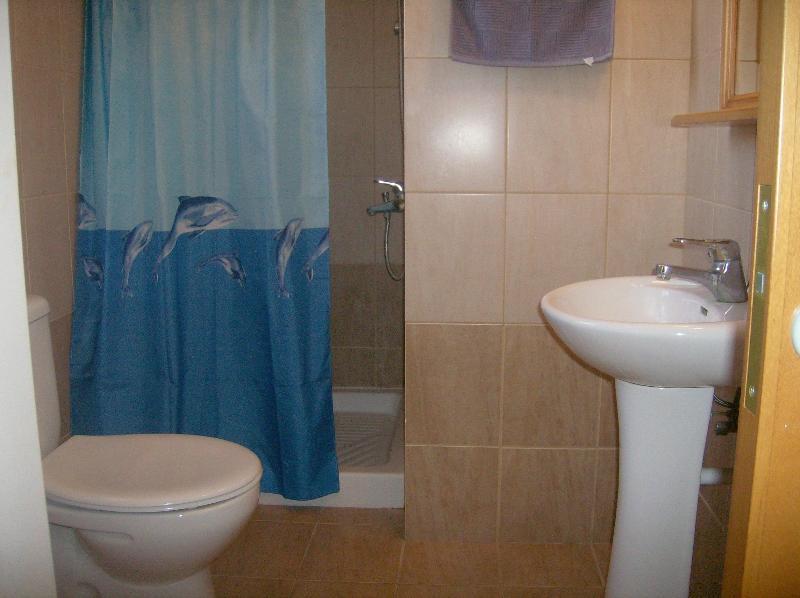 Ducha habitación con baño privado
