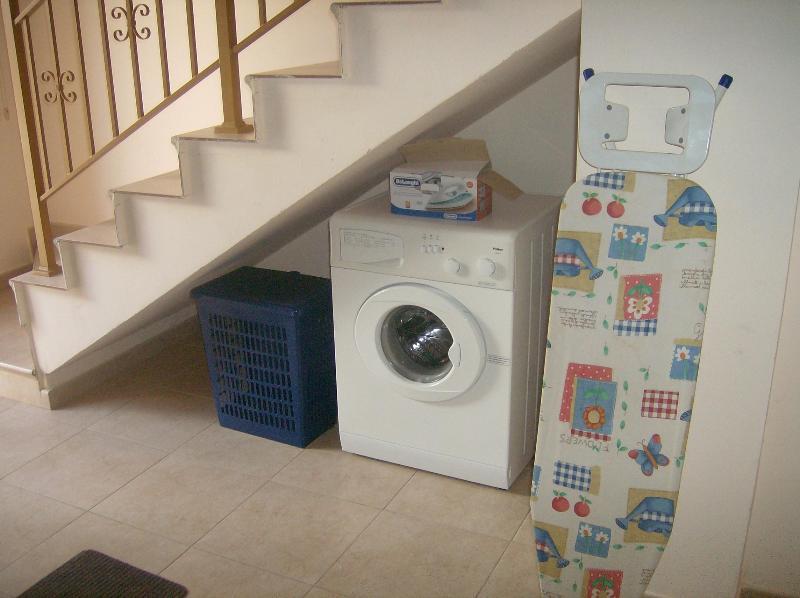 Washine máquina disponible