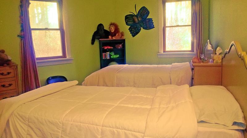 The Twins Room - 2 single beds