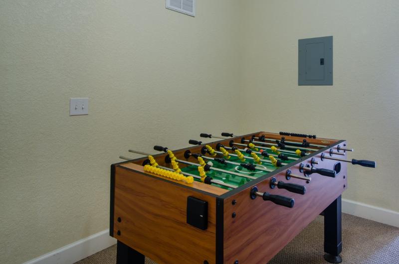 Game area - foosball