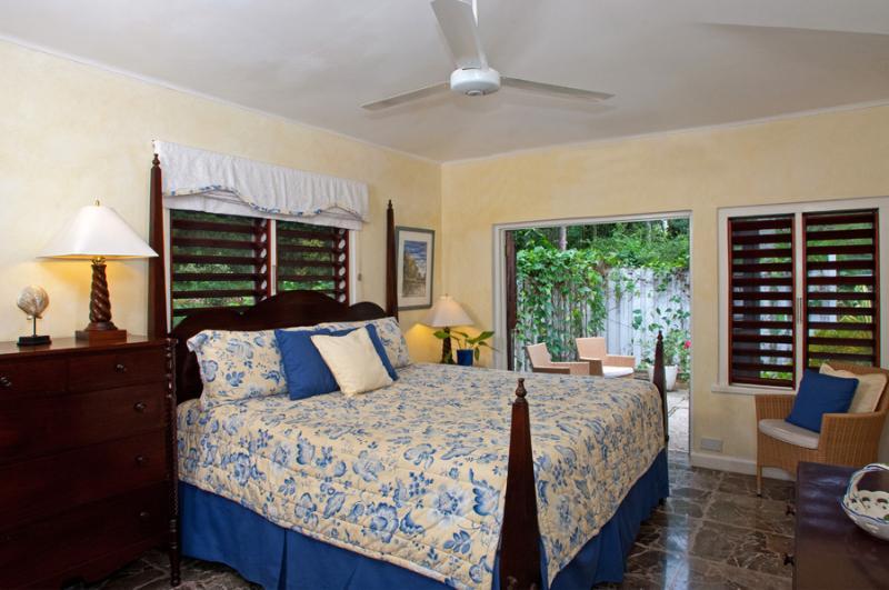 Dormitorio 4 también tiene opcional cama King o dos camas individuales y...