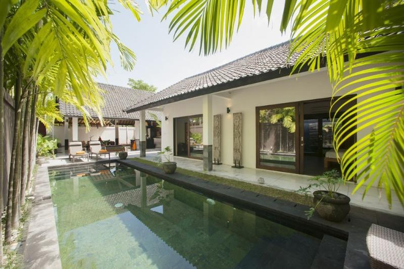 Gorgeous refreshing private swimming pool