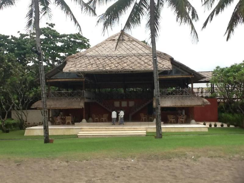La Luciola Restaurant at Petitenget Beach. Only 2 minute walk from villa