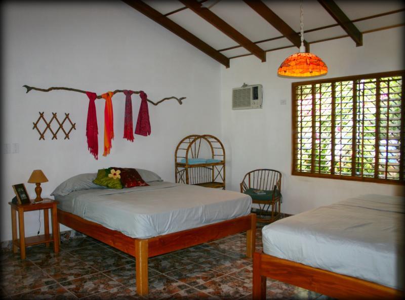 Dormitorio principal de la Villa